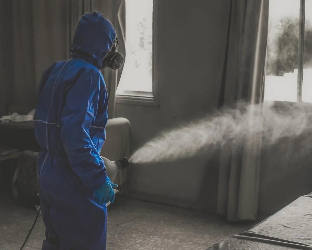 Środki do dezynfekcji odkażanie powierzchni dezynfekcja pomieszczeń